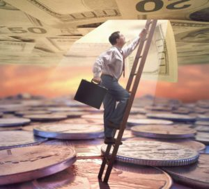 Как пробить хрустальный потолок ваших доходов